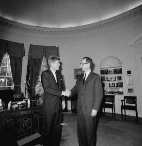 Morgenthau and JFK