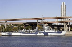USS Slater in Albany