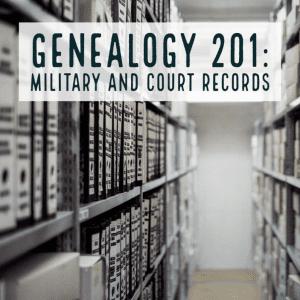 genealogy 201