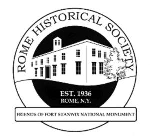 rome historical society logo