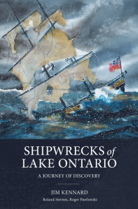 shipwrecks of lake ontario