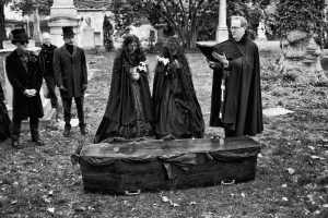 1865 Funeral Reenactment and Graveyard Procession