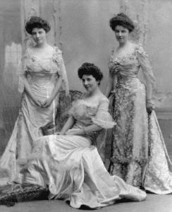 Cryder Triplets 1900
