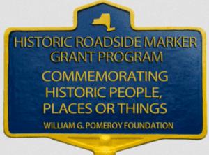 pomeroy foundation sign