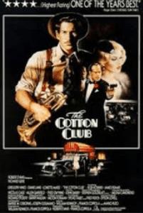 the cotton club