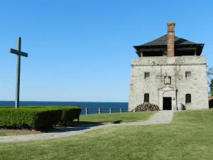 Old Fort Niagara courtesy John Warren