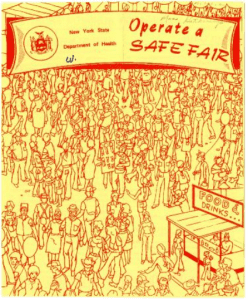 Operate a Safe Fair Pamphlet provided by NYS Archives