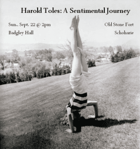 harold toles a sentimental journey