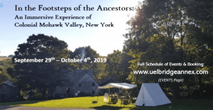 in the footsteps of the ancestors