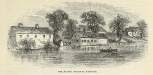 williams origional factory