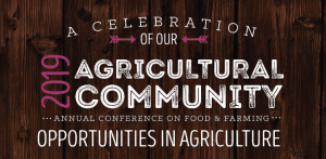 Celebration of Our Agricultural Community
