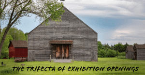 Mabee Farm exhibit openings