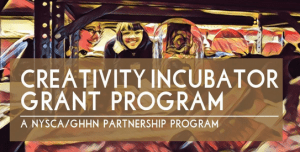 creativity incubator grant program