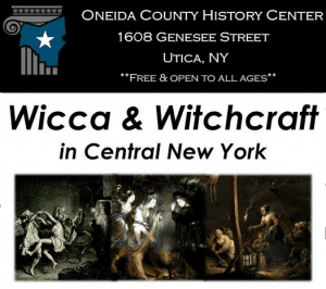 wicca and witchcraft in central ny