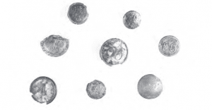 18th Century Military Buttons