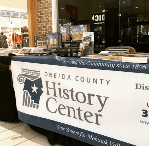 Oneida County History Center satellite bookstore