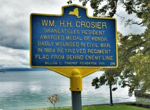 WM HH Crosier marker
