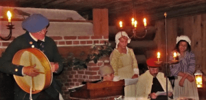 18th Century Holiday Traditions at Rome Historical Society