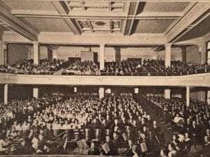 Binghamton Central High School Auditorium