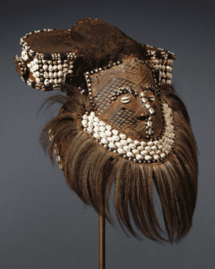 Kuba artist mask