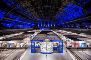 View of The Winter Show 2019 by Matthew Gilbertson
