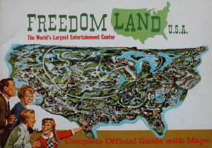 freedomland park guide