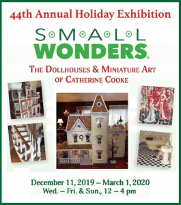 small wonders exhibit