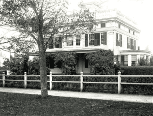 Captain Albert Rogers Mansion c 1890
