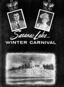 Don McNeills Breakfast Club Saranac Lake Winter Carnival