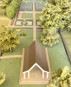 Jay Estate proposed pavilion