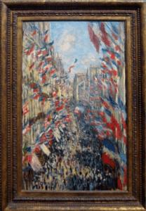 Monet La Rue Montorgueil