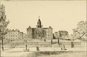 NY Hospital 1640