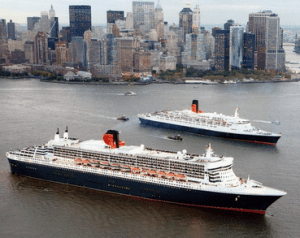 Ocean Liners provided by National Lighthouse Museum