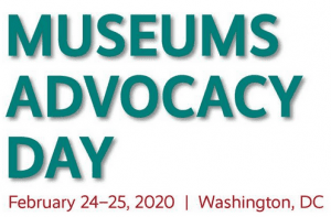 museums advocacy day