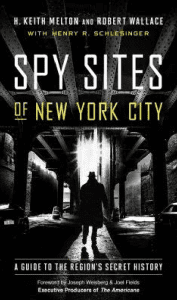 spy sites of nyc