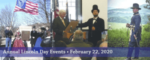 lincoln day events
