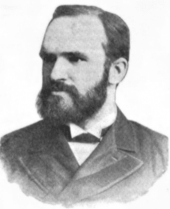 portrait of melvil dewey
