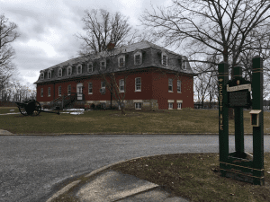 Old Fort Niagaras Officers Club