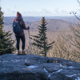 hiker courtesy DEC