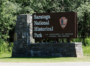 saratoga national historic park courtesy wikimedia user UpstateNYer