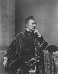 Founding father Franz Hanfstaengl