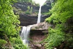 Kaaterskill Falls courtesy DEC