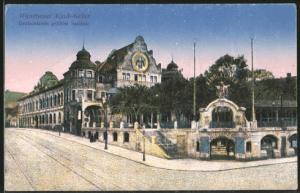 Munichs Kindl-Keller Rosenheimerstrasse