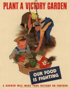 US Govt Office of War Information - US Govt Printing Office poster from 1943