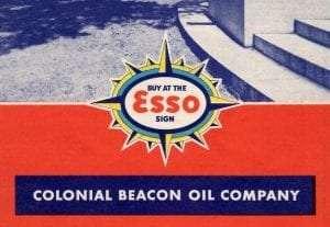 Beacon Oil Company Esso