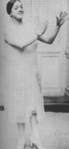 Bricktop at Le Grand Duc 1925
