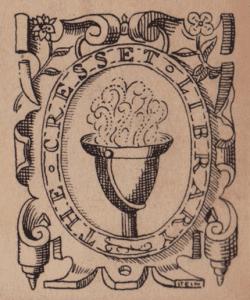 Cresset Library logo