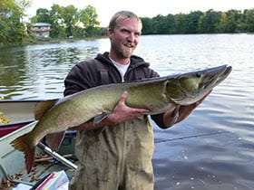 Muskellunge provided by DEC