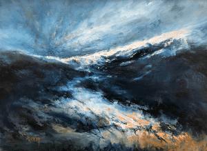 Purgatory Pass by Greg Klein