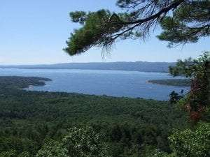 Great Sacandaga Lake Overlook courtesy Wikimedia user Paul Wieland